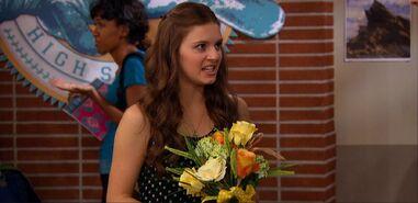 Austin rejects Brooke's Flowers