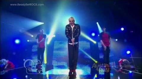 Austin Moon (Ross Lynch) - Chasin' The Beat Of My Heart HD