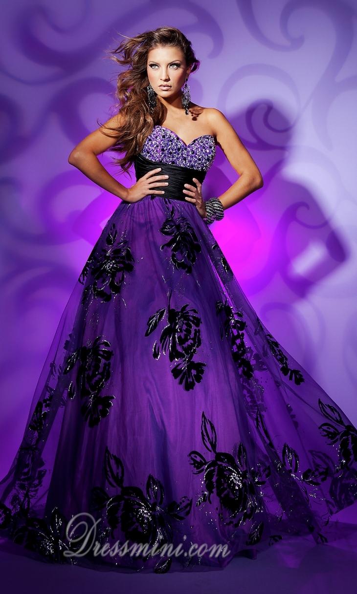 Image - Purple prom dress.jpg | Austin & Ally Wiki | Fandom ...