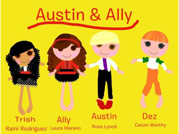 Austin & Ally - Best TV Shows Wiki