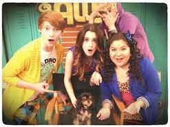 Ross, Laura, Raini, Calum, Pixie