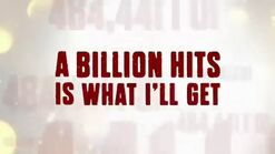 A Billion Hits (3)