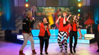 Glee Club Mash Up Performance-24