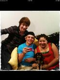 Calum, Ross, Raini, Pixie