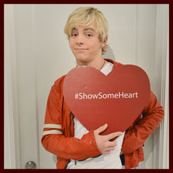 Ross show some heart