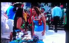 Austin and Ally mix ups and mistletoes 41