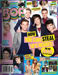 Bop Magazine Cover