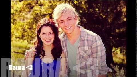 Ross Lynch and Laura Marano-Raura ♥