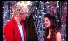 Austin and Ally mix ups and mistletoes 34
