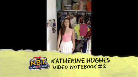 Katherine Hughes Video Notebook 2