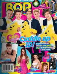 Ross bop magazine cover