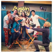 Cast of Austin and Ally