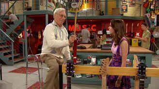 Will you be my Grandpa-Ally Dawson
