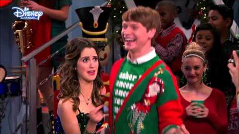 Austin & Ally A Perfect Christmas Song Official Disney Channel UK