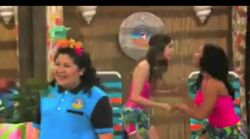 Austin and Ally Beach Clubs and BFF's 25
