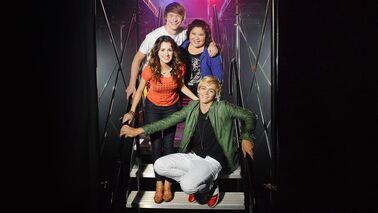 Dez, Trish, Ally, Austin 2nd Season Promo