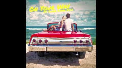 Austin Mahone ThisIsNotTheAlbum 6 - On Your Way (feat. KYLE)