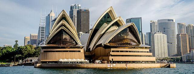 File:Sydney Opera House at Sunset.jpg
