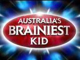 Australia's Brainiest Kid Logo