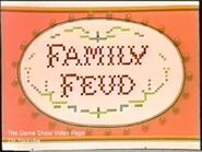 Family feud late 70s