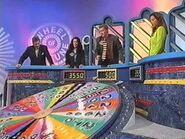 Tony Barber hosts wheel of fortune