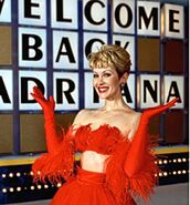 Adriana Xenides Returns To Wheel Of Fortune