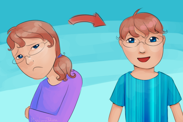 File:Transgender Boy Transitions by MissLunaRose.png