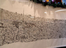 Tokya by Stephen Wiltshire