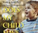 Does My Child Have Autism?