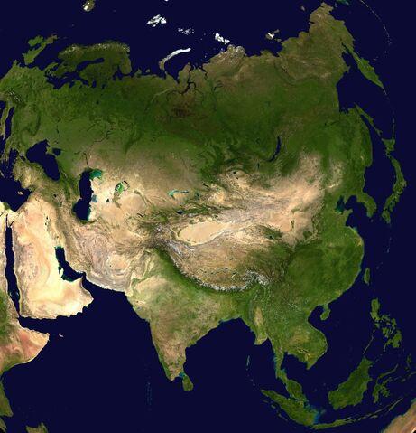 Datei:Asia satellite orthographic.jpg