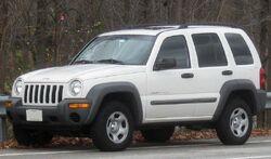2002-2004 Jeep Liberty Sport