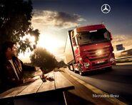 Mercedes-Benz Actros 12