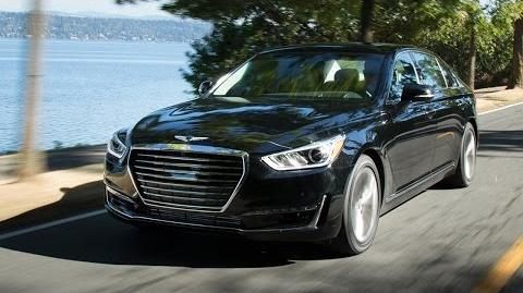 The Search for a Genesis of New Luxury Genesis G90 in the Pacific North West – Epic Drives Ep. 32