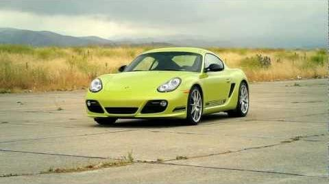 2012 Porsche Cayman R - First Test