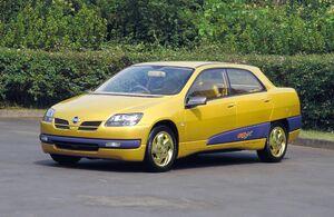 1995 cq-x