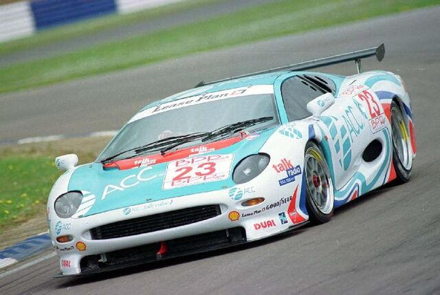 File:Jaguar XJ220 Race Car 1993 Front.jpg