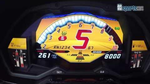 2016 Lamborghini Aventador SV - 334 km h run