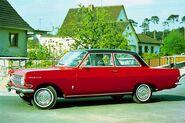 Opel rekord 1963-65
