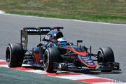 Alonso Spain 2015