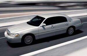 2006 Lincoln TownCar