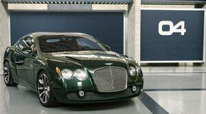Bentley GTZ Zagato 1