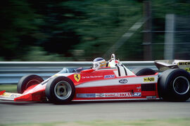 Carlos Reutemann Walkins Glen Ferrari 1978