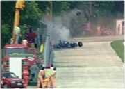 Senna accident