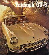 Triumph gt6 front t