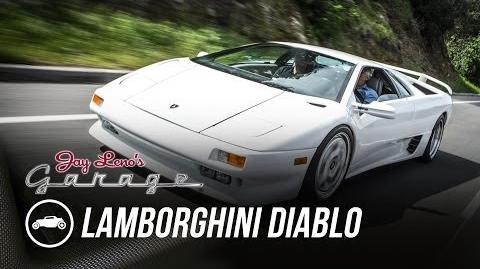 1991 Lamborghini Diablo - Jay Leno's Garage