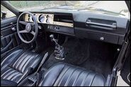 Cosworth Vega interior