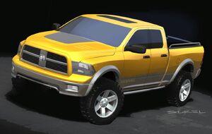 Dodge Ram TRXtreme Concept 1