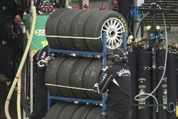 V8 Supercars Tyres 2011 Sydney 500
