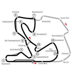 Circuit Zandvoort 1