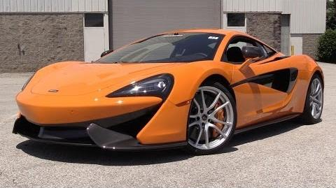 2016 McLaren 570S - Start Up, Road Test & In Depth Review